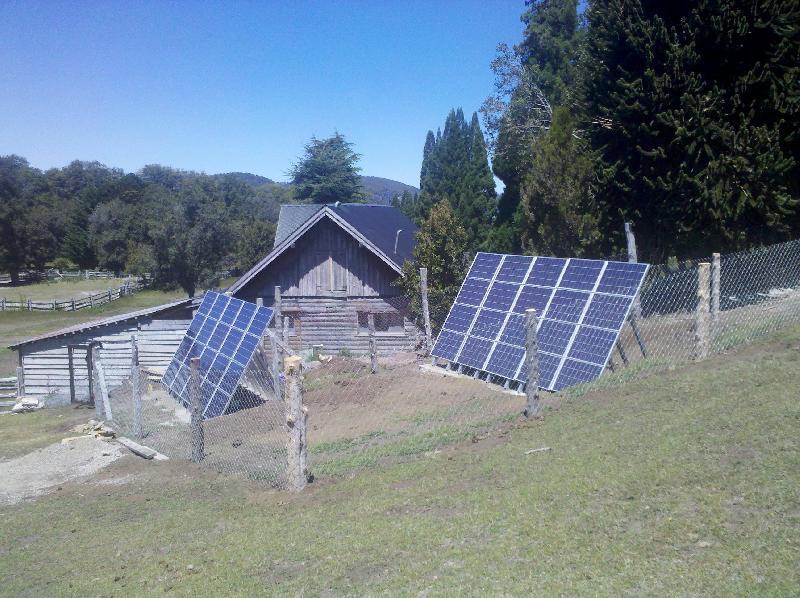Generador solar 40 modulos