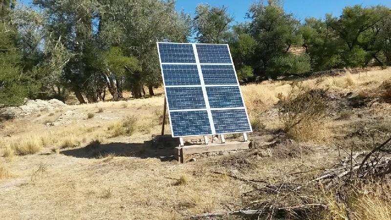 Generador Solar 8 Modulos
