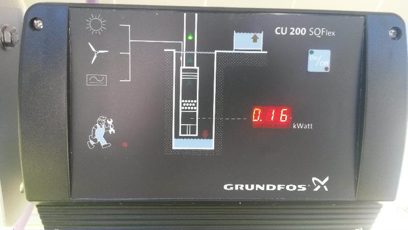 controlador Bombeo