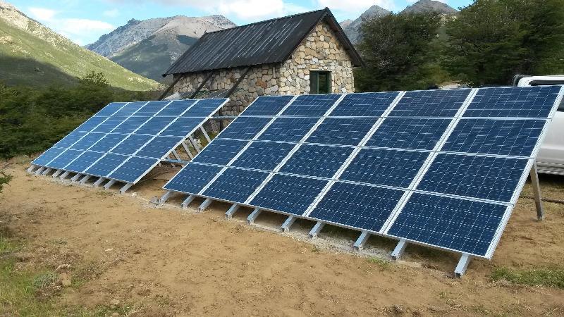 40 modulos Solartec de 100wts c/u