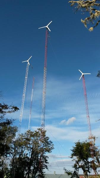 Generadores eolicos