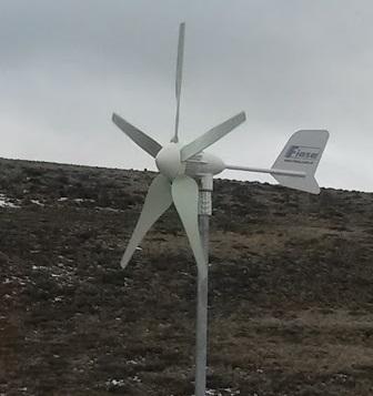 Generador eólico 12 v