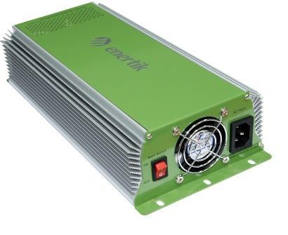 Inversores/cargadores de Baterías de Baja Potencia