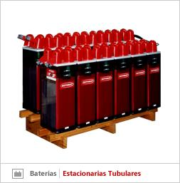 Baterias Industriales Tubulares AUTOBAT